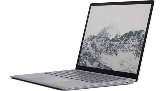 Une version survitaminée de la Surface Laptop est annoncée pour le 3 octobre 2017