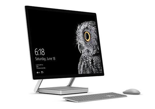 Surface Studio : le premier PC tout intégré de Microsoft