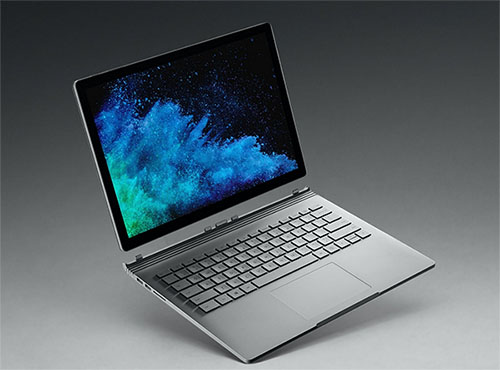 Microsoft dégaine le Surface Book 2