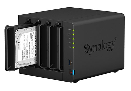 Synology présente le DiskStation DS916+ : un NAS 4 baies performant