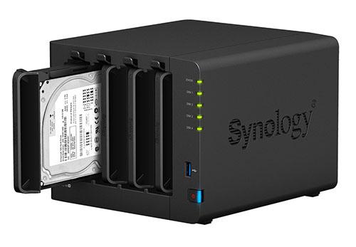 Synology présente le DiskStation DS916+ : un NAS 4 baies performant