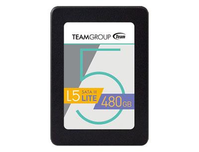 Team Group lance le L5 Lite : un SSD d'entrée de gamme