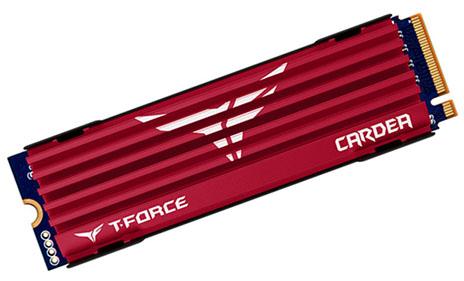 Team Group présente le T-Force Cardea : un SSD PCI-E / NVMe performant