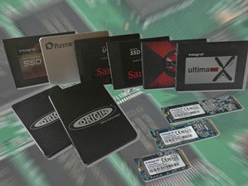 Tom's Hardware publie un gros comparatif de SSD