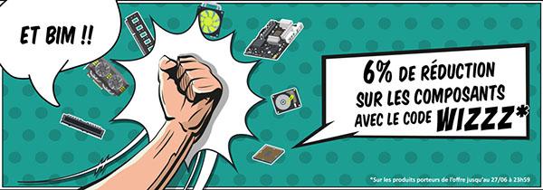 Bon Plan : TopAchat offre 6% de remise sur les composants et 7% sur les périphériques