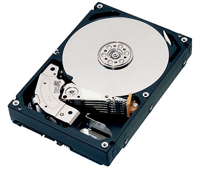 Toshiba MG05ACA800 : un disque dur de 8 To pour les entreprises