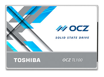 Toshiba présente des SSD d'entrée de gamme : les TL100 dotés de mémoire TLC