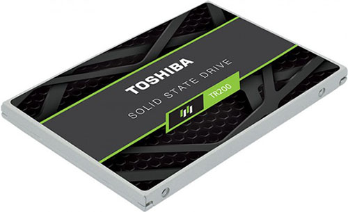 Toshiba officialise sa gamme TR200 en NAND Flash TLC 64 couches