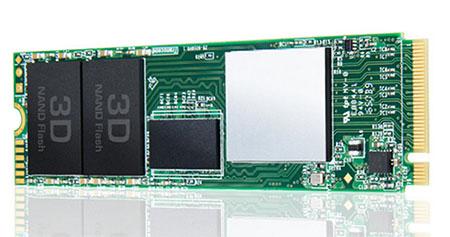 Un SSD M.2. NVMe chez Transcend : le MTE850