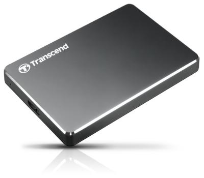 Transcend lance le StoreJet 25C3 : un disque dur portable de 1 ou 2 To