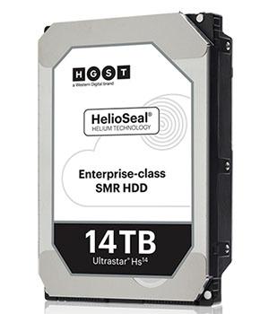 Western Digital lance l'Ultrastar Hs14 : un disque dur de 14 To pour les entreprises