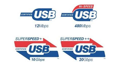 La norme USB 3.2 vient d'être officialisée (maj)