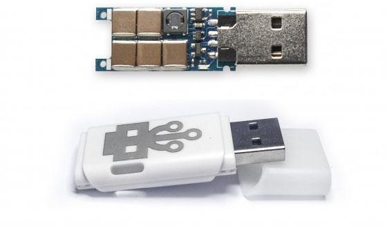 """La clé """"USB Killer"""" qui grille les PC est maintenant dispo à la vente"""
