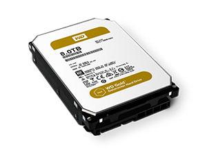 Western Digital lance les WD Gold : des disques durs pour datacenters