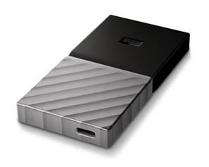 Un premier SSD externe pour Western Digital : le MyPassport SSD