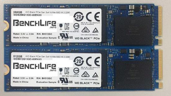 Un SSD WD Black est prévu chez Western Digital