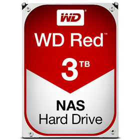 Bon Plan : 104,99 euros le disque dur WD RED de 3 To