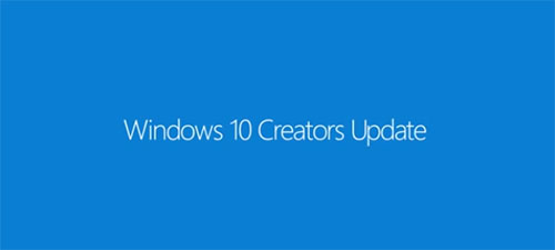 La prochaine grosse mise à jour de Windows 10, la Creators Update, sera disponible en avril