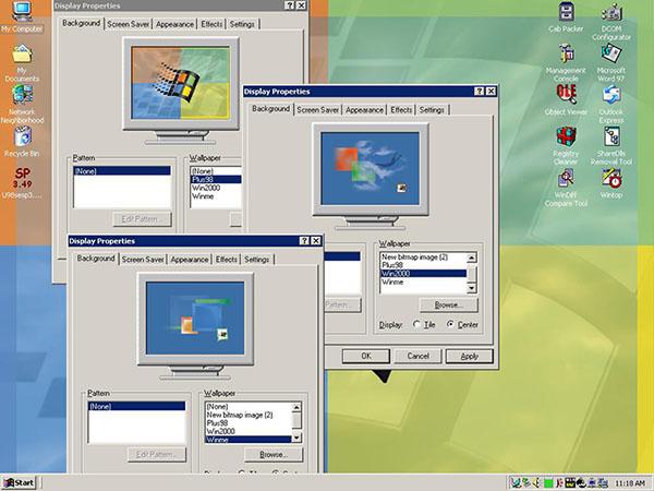 Un Service Pack non officiel pour les antiquités encore sous Windows 98 SE