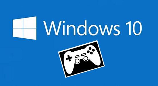 Windows 10 va intégrer un Game Mode pour optimiser les sessions de jeu (MAJ)