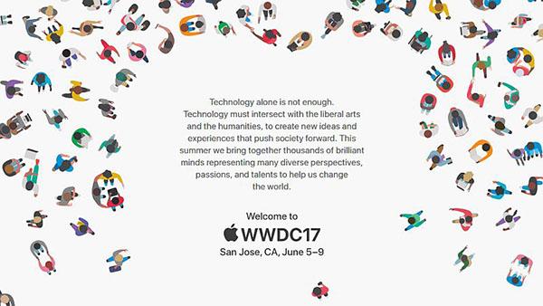 L'édition 2017 du WWDC se déroulera du 5 au 9 juin à San José en Californie