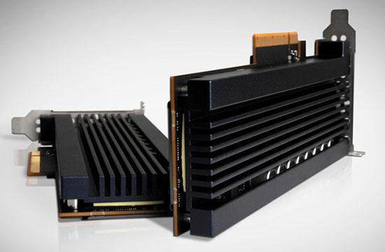 Samsung présente un Z-SSD à base de mémoire Z-NAND