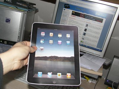 Une tablette Apple iPad offerte à tous nos lecteurs