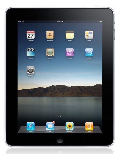 La tablette Apple iPad sera disponible le 3 avril
