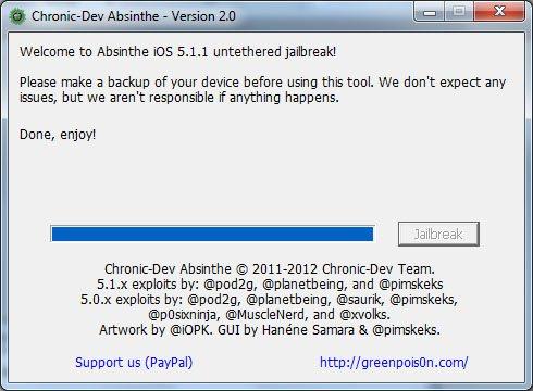 comment avoir cydia sur ipad