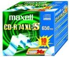 MAXELL annonce des CD-R 24x