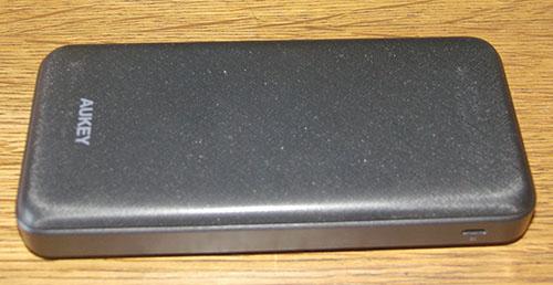 Test de la batterie externe Aukey PB-T17 de 20.000 mAh