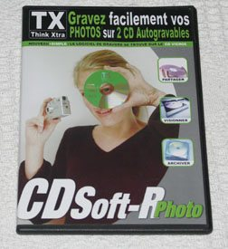 Test du CDSoft-R Photo