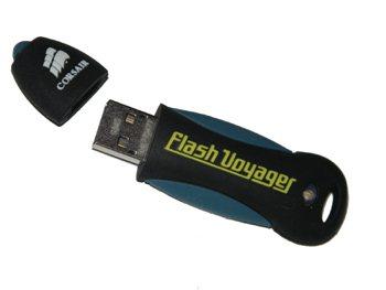 Une clé Flash Voyager 64Go chez Corsair