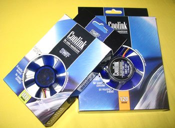 Test du CooLink SWIF 801 et 1201