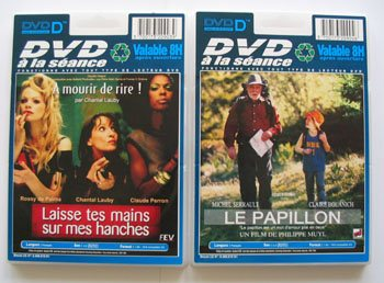 Test du DVD-D : le DVD Jetable