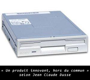 Lecteur de disquettes