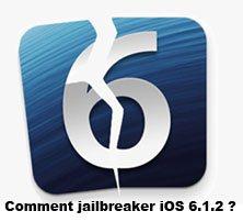 Tutoriel : comment jailbreaker un iPhone, iPad, iPod sous iOS 6.1.2 ?