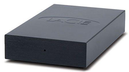 Test du disque dur LaCie Desktop 1 To