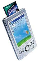 Test du PocketPC Asus MyPal A620