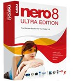 Nero 8 disponible en version 8.3.2.1 b