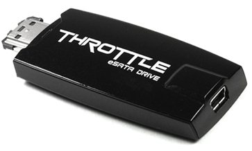 [Article] Test de la clé OCZ Throttle (USB 2.0 et eSATA)