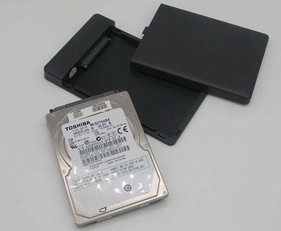 Comment transformer un disque dur interne en un disque dur externe?