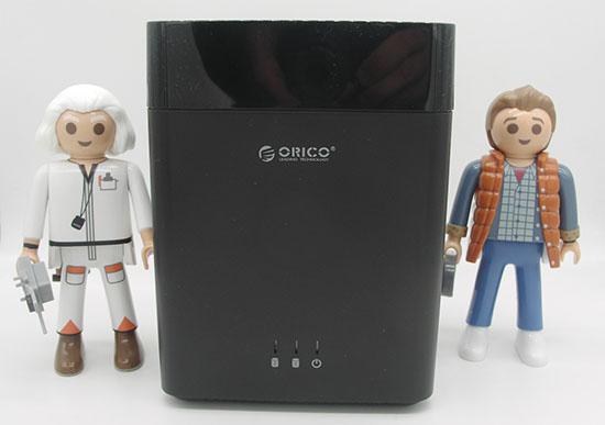Nouvel article sur Bhmag : le test de la station d'accueil ORICO DS200U3