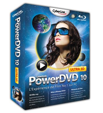 Dossier : CyberLink PowerDVD 10 et la 3D