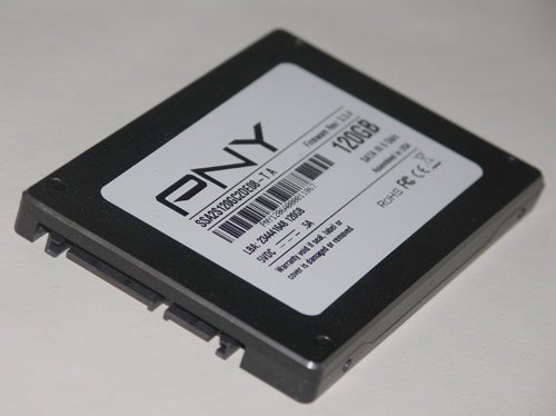 SSD PNY Professional de 120 Go