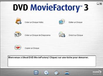 DVD Movie Factory 3