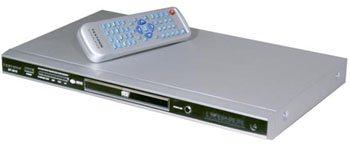 Test de la platine DVD DIVX TEXTORM DP-3813