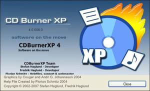 Le logiciel de gravure CDBurnerXP sort en version 4.3.8.2523