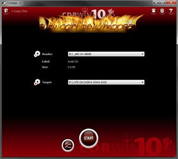 CDRWin 10.0.14.106