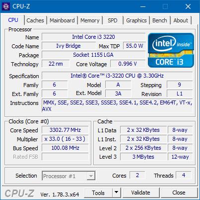 CPU-Z 1.88